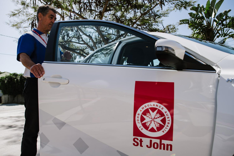 St John 2020